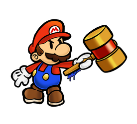 CoT - Paper Mario by Buddha-Cat