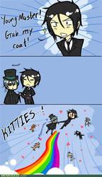 Kitties! by darkaura019
