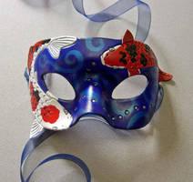 Small Koi Mask by merimask