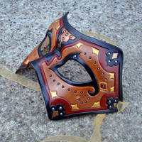 Persian Mask 3 by merimask