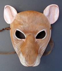 Norway Rat Mask by merimask
