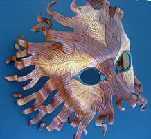 Autumn Spriggan mask by merimask