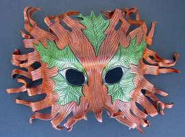 Summer Spriggan Mask by merimask