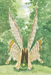Dandelion Magic by merimask