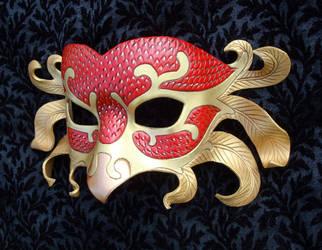 New Firebird Mask by merimask