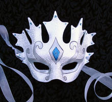 Snowflake Mask by merimask