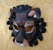 Beast Mask V2 by merimask