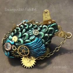Steampunkish Fish 4 by merimask