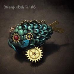 Steampunkish Fish #6 by merimask