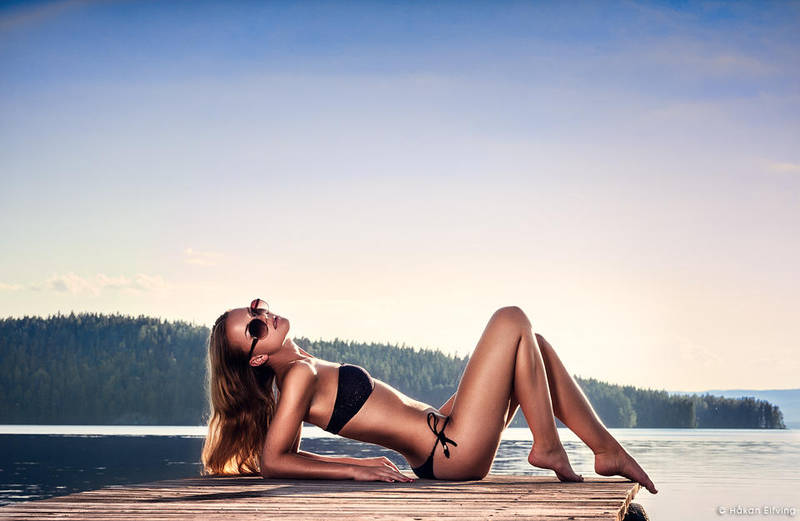 Sweden heat wave by Elfvingphotography