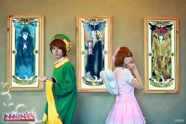 Cardcaptor Sakura by studioK2