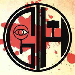 Grumblehammer logo by Crazon