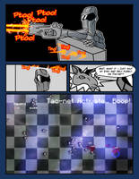 DnU Comic: Tac-Net Reality by Crazon