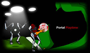 Episode 131 - Portal Playtime by Crazon
