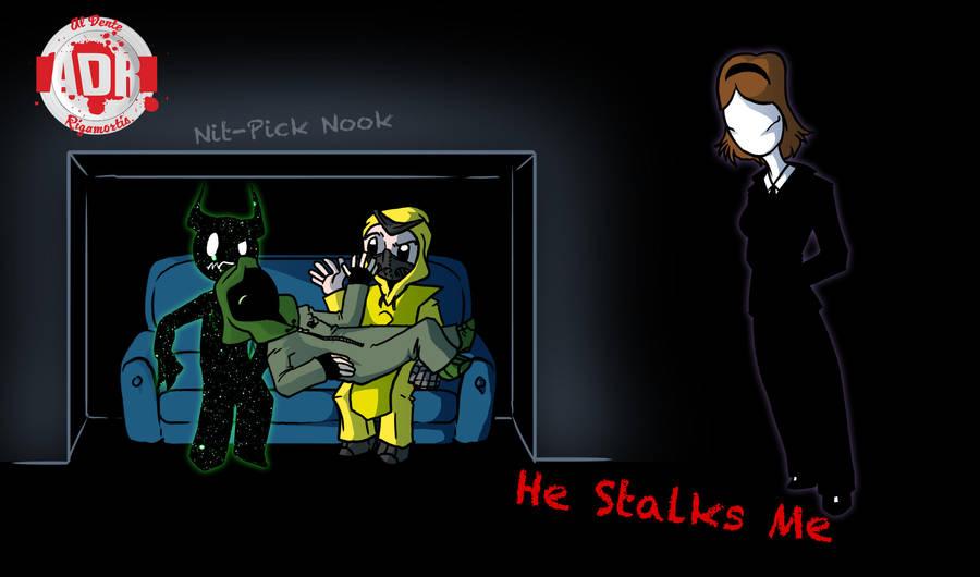 Episode 209 - He Stalks Me by Crazon