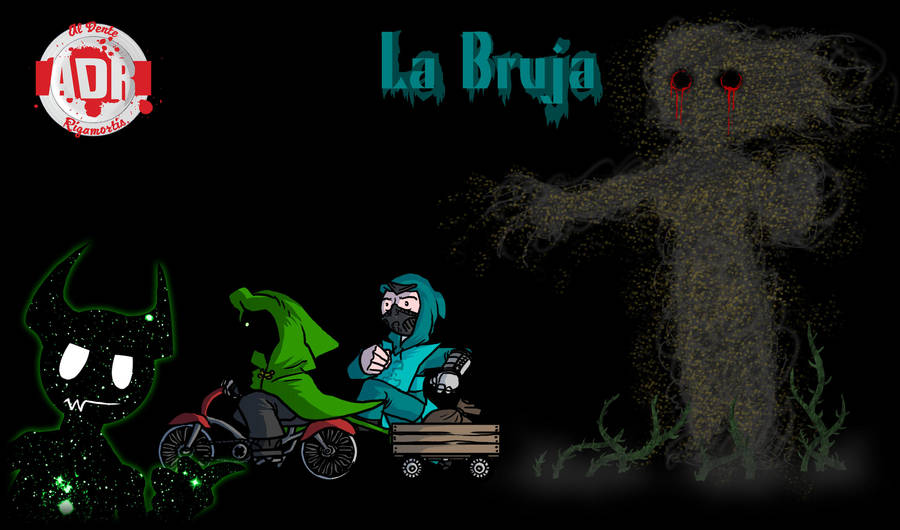 Episode 220 - La Bruja by Crazon
