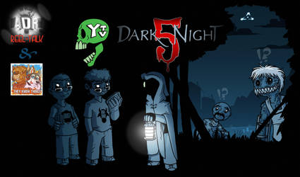 Episode 227 - ADReel Dark Night 5 by Crazon
