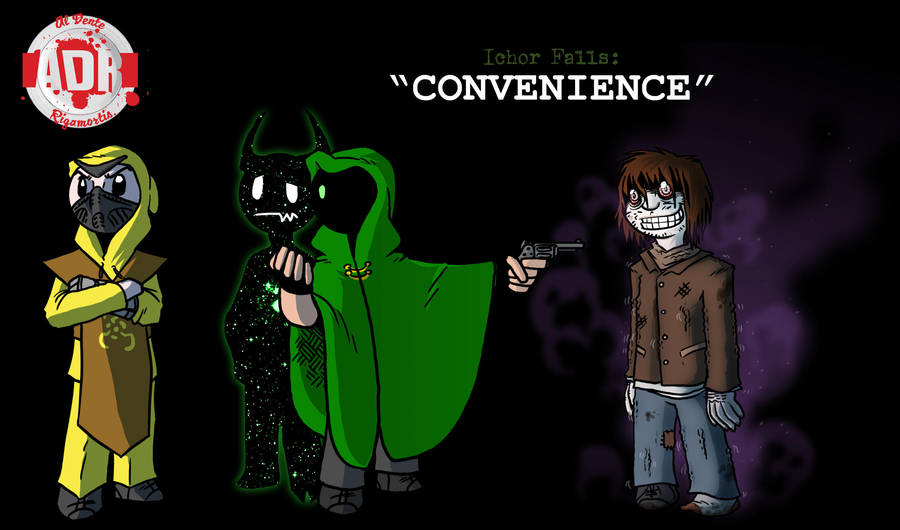 Episode 231 - Convenience by Crazon