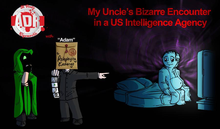 Episode 233 - My Uncles Bizarre Encounter... by Crazon