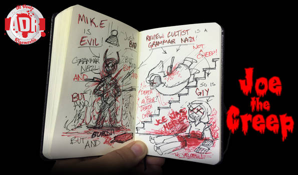 Episode 234 - Joe the Creep by Crazon
