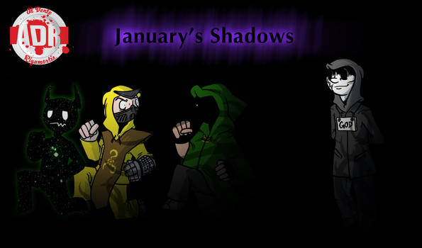Episode 240 - Januarys Shadows by Crazon