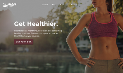 Health Box: Redesign by Schnurr