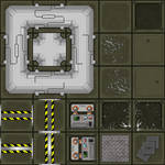 Space Station Tileset by Braqoon