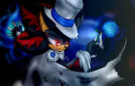 Demon Kaito Shadow ::CONTEST ENTRY:: by StarsInTheDarkness