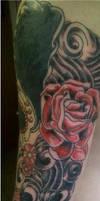 sugar skull gypsy by fllann