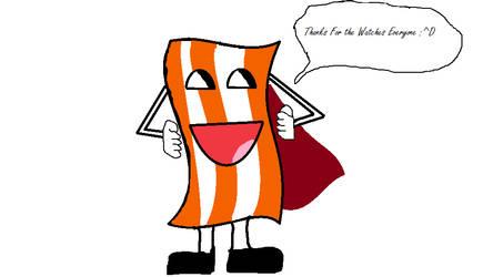 Captain Bacon Says... by Cubeninjas1990