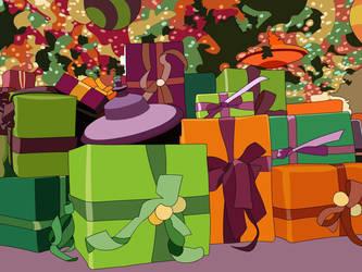 Christmas Gifts by papa-bear-jeffo