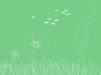 Remembering Spring by papa-bear-jeffo