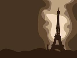 Chocolate Paris by papa-bear-jeffo