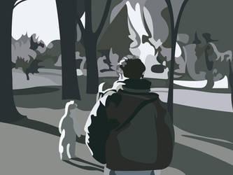 Goodbye Winter by papa-bear-jeffo