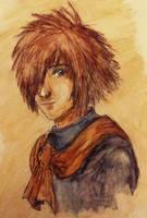 Human Zel brown hair by Inustein
