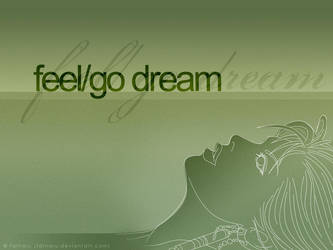 feel - go dream by Fainaru