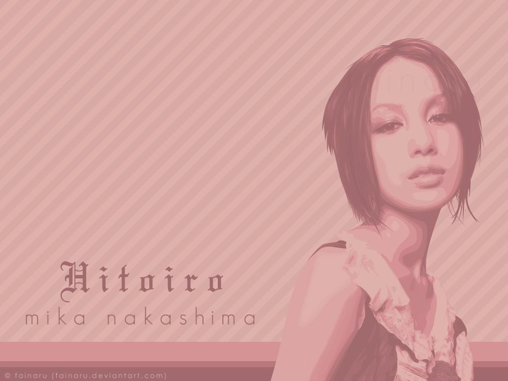 + Hitoiro - Mika Nakashima + by Fainaru