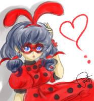 Bunnybug by Ruty-chan
