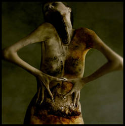 The Childless Mother by scaryjesus