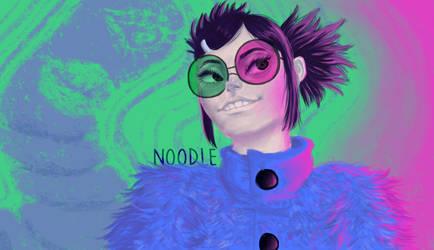 Noodle Doodle by Vocaloid105