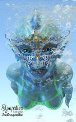 Mergirl by IceDragonArt