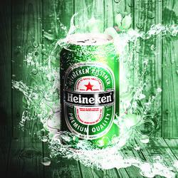 Heineken by DigexArt