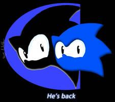 He's Back by FaithStarLight
