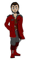 Harton and his new jacket color by Jonas-D