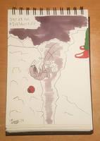 Inktober 2017-Day 28 by Jonas-D