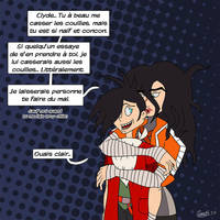 Clyde Vanilla et Catwood la grande soeur by Jonas-D