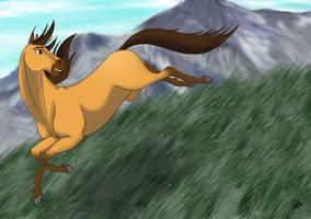 Wild Spirit by Spiritwollf