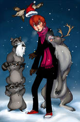 Late Christmas 2011 by Toksi
