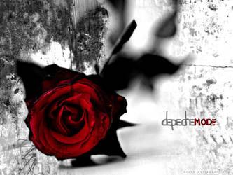 Depeche Mode Wallpaper by axxon