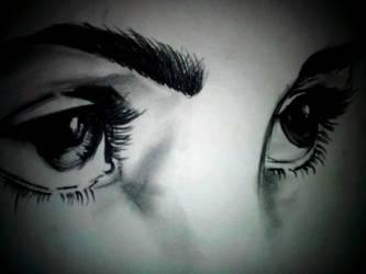 The eyes by JoyDimitrova